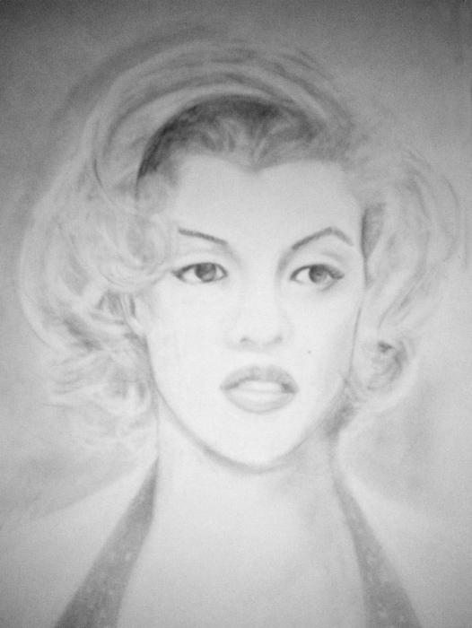 Marilyn Monroe by dizisdee